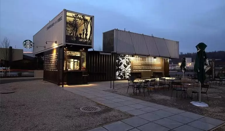 Ways Shipping Containers Are Used In The Hospitality Industry